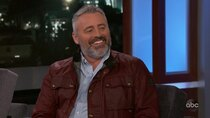 Jimmy Kimmel Live - Episode 35 - Matt LeBlanc, Winston Duke, Tomberlin