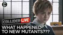 Collider Live - Episode 50 - Maisie Williams Says She Doesn't Know When the 'F ' New Mutants...