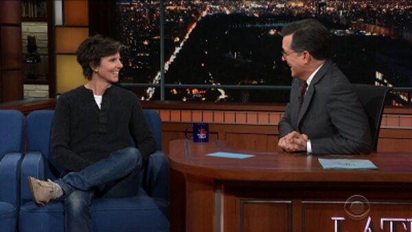The Late Show with Stephen Colbert - S04E122 - Charles Barkley, Tig Notaro