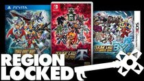 Region Locked - Episode 40 - Super Robot Wars: Over 50 Games That Never Left Japan