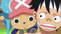 One Piece - Episode 878 - The World Is Stunned! The Fifth Emperor of the Sea Emerges!