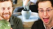 The Try Guys - Episode 27 - The Try Guys Try Pottery