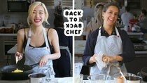 Back to Back Chef - Episode 14 - Tiffany Young Tries to Keep Up with a Professional Chef