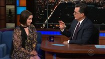 The Late Show with Stephen Colbert - Episode 124 - Emilia Clarke, Henry Winkler, H.E.R.