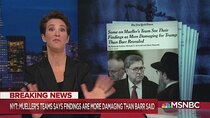 The Rachel Maddow Show - Episode 65 - April 3, 2019