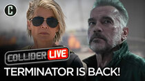 Collider Live - Episode 57 - Linda Hamilton Bashes Terminators 3-5 (#108)