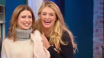 Rachael Ray - Episode 121 - Daphne Oz & Hilaria Baldwin Talk Parenting Trends
