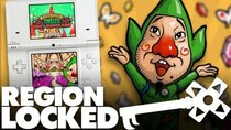 Region Locked - Episode 41 - Tingle's Japan-Only Games (The Legend of Zelda)
