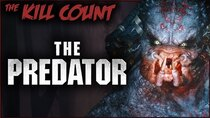 Dead Meat´s Kill Count - Episode 16 - The Predator (2018) KILL COUNT