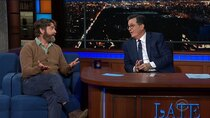 The Late Show with Stephen Colbert - Episode 128 - Zach Galifianakis, Eric Swalwell, Ellie Goulding