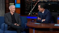 The Late Show with Stephen Colbert - Episode 130 - Anderson Cooper, Ruth Wilson, Ilhan Omar