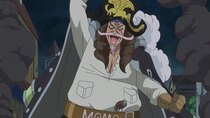 One Piece - Episode 880 - Sabo Goes into Action! All the Captains of the Revolutionary...