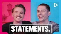STATEMENTS - Episode 4 - Yung Felix en Bram Krikke showen dance moves