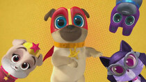 Puppy Dog Pals - Episode 35 - Fantastic Pet Force