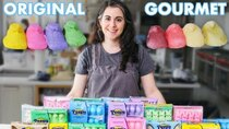 Gourmet Makes - Episode 16 - Pastry Chef Attempts to Make Gourmet Peeps
