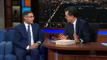 The Late Show with Stephen Colbert - Episode 134 - Samantha Bee, Neal Katyal, Cage the Elephant
