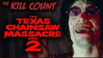 Dead Meat´s Kill Count - Episode 20 - The Texas Chainsaw Massacre 2 (1986) KILL COUNT