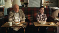Young Sheldon - Episode 18 - A Perfect Score and a Bunsen Burner Marshmallow