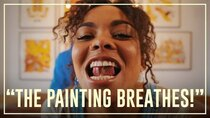 Drugslab - Episode 17 - Dzifa takes LSD in an art gallery | Drugslab
