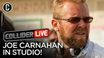Collider Live - Episode 66 - Joe Carnahan in Studio! (#117)