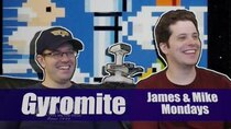 James & Mike Mondays - Episode 16 - 2-Player Gyromite (NES)