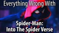 CinemaSins - Episode 33 - Everything Wrong With Spider-Man: Into the Spider-Verse