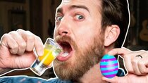 Good Mythical Morning - Episode 75 -  Raw Egg Eating Challenge #5