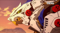 Zoids Wild - Episode 4 - Mighty Foes! Death Metal's Elite Four