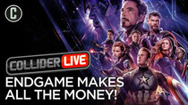 Collider Live - Episode 72 - Avengers: Endgame Won't Stop Making Money! 1 Billion Dollars!!!...