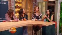 Rachael Ray - Episode 133 - Rach's Buffalo Chicken Paillard with Blue Cheese Crumbles + How...