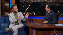 The Late Show with Stephen Colbert - Episode 136 - Seth Rogen, Jessica Yellin