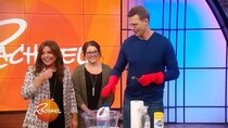 Rachael Ray - Episode 134 - Tips On Setting The Perfect Table For Any Dinner Party + Uncomfortable...