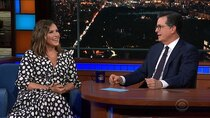 The Late Show with Stephen Colbert - Episode 138 - Mariska Hargitay, Thomas Middleditch, Hootie & the Blowfish