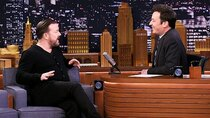 The Tonight Show Starring Jimmy Fallon - Episode 99 - Ricky Gervais, Karlie Kloss, Maren Morris