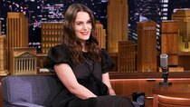 The Tonight Show Starring Jimmy Fallon - Episode 100 - Keira Knightley, Jon Glaser, The Chainsmokers ft. 5 Seconds of...
