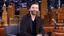 The Tonight Show Starring Jimmy Fallon - Episode 102 - Oscar Isaac, Lilly Singh, Fallonventions, Jimmy Carr