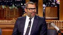 The Tonight Show Starring Jimmy Fallon - Episode 104 - Jordan Peele, Malcolm Gladwell, Marlon du Toit, Sharon Van Etten