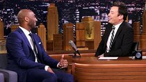The Tonight Show Starring Jimmy Fallon - Episode 105 - Kobe Bryant, Aidy Bryant, Natalie Morales, FLETCHER