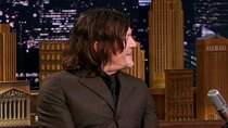 The Tonight Show Starring Jimmy Fallon - Episode 108 - Norman Reedus, Ilana Glazer, Mikaela Shiffrin, James Veitch