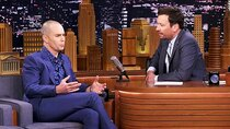 "The Tonight Show Starring Jimmy Fallon - Episode 111 - Sam Rockwell, Kathie Lee Gifford, cast of ""Oklahoma!"""