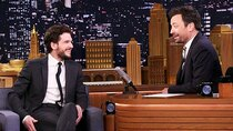 The Tonight Show Starring Jimmy Fallon - Episode 113 - Kit Harington, Elle Fanning, Khalid