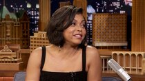 The Tonight Show Starring Jimmy Fallon - Episode 114 - Taraji P. Henson, Jason Clarke, Nate Bargatze