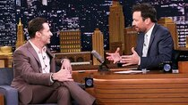 The Tonight Show Starring Jimmy Fallon - Episode 115 - Hugh Jackman, Chrissy Metz, Jennifer Kupcho, Maria Fassi, Juice...