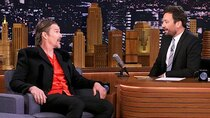The Tonight Show Starring Jimmy Fallon - Episode 119 - Ethan Hawke, Dwyane Wade, Kate del Castillo, Ronny Chieng