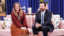 The Tonight Show Starring Jimmy Fallon - Episode 117 - Drew Barrymore, Lily Collins, Terry Gilliam, Beast Coast