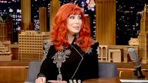 The Tonight Show Starring Jimmy Fallon - Episode 120 - Cher, The Cher Show Cast