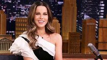The Tonight Show Starring Jimmy Fallon - Episode 122 - Kate Beckinsale, Ralph Macchio, Rudy Francisco