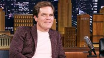 The Tonight Show Starring Jimmy Fallon - Episode 124 - Michael Shannon, Jane Goodall, Winnie Harlow, Jess Salomon