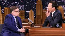 The Tonight Show Starring Jimmy Fallon - Episode 125 - Nathan Lane, Pitbull, Philippe Cousteau, Lenny Marcus