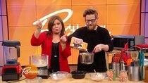 Rachael Ray - Episode 136 - How Many Rotisserie Chicken Dishes Can Chef Richard Blais Make...